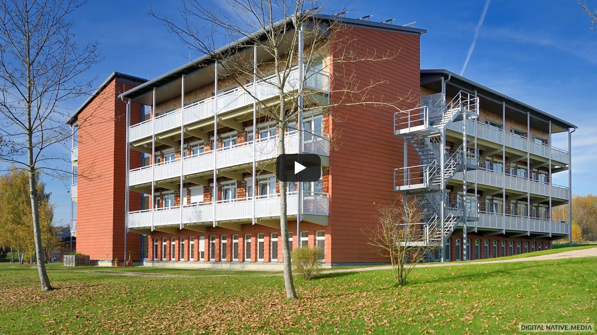 Video der Klinik Windach. Gedreht von Digital Native Media